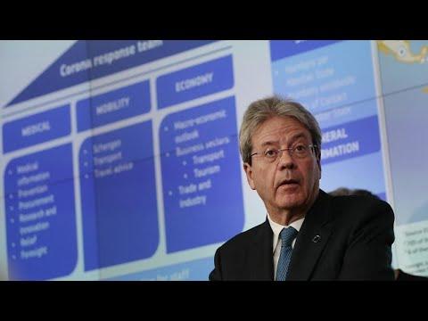 Deutsche Unternehmen von der Corona-Krise stark betroffen