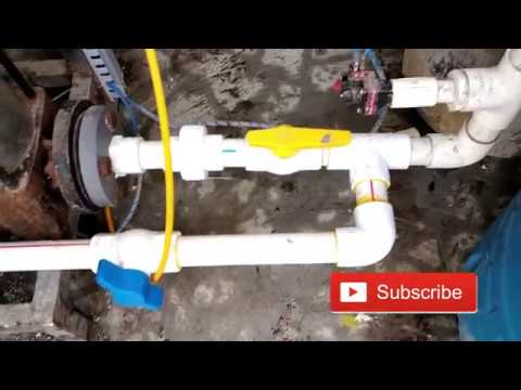 COMMERCIAL RO HIGH PRESSURE PUMP BYPASS HOW TO DO