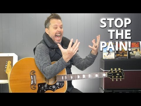 Watch Why Are My Fingers Hurting When I Play the Guitar on YouTube