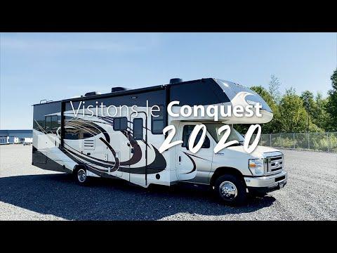 Visitons le Conquest 2020
