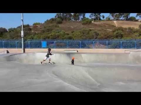 Tour of Laguna Niguel skatepark