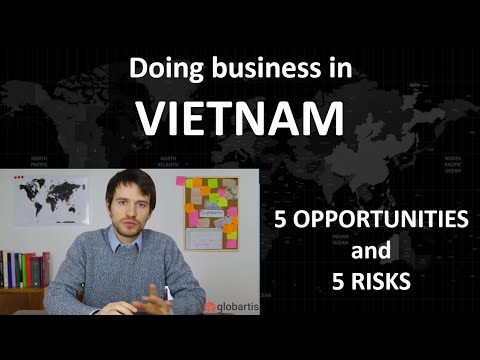 , title : 'Doing business in VIETNAM: 5 opportunities and 5 risks by Globartis