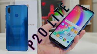 Huawei P20 Lite teszt - trendi külső, ismerős belső