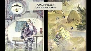 """А.П. Платонов """"Цветок на земле"""""""