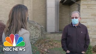 Pennsylvania Democrat Explains Why He's Voting For Trump Again   NBC News