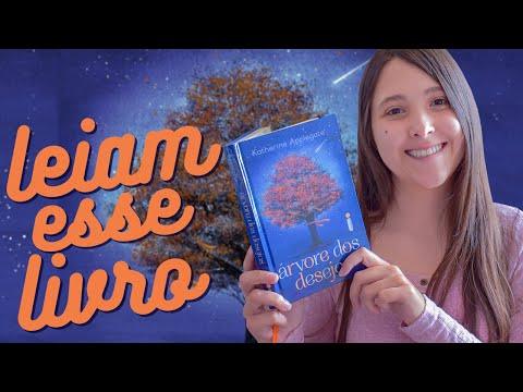 5 MOTIVOS PARA LER ÁRVORE DOS DESEJOS - Escritora Whovian