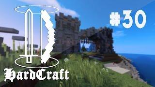 HardCraft - Ep 30 - La Grande Porte (Minecraft UHC)