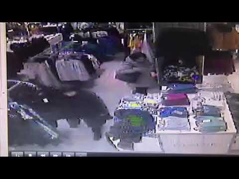 Դրամապանակի գողություն՝ խանութում (տեսանյութ)