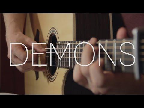 Imagine Dragons - Demons - Fingerstyle Guitar Cover By James Bartholomew