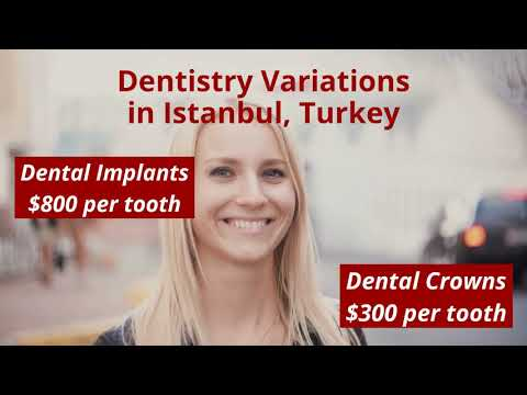 What is the Average Price of Dental Veneers in Istanbul, Turkey?