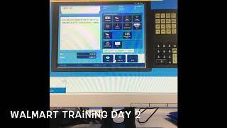 Walmart Cashier Training Day #2 2019