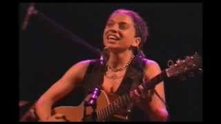 "Ani DiFranco ""Amazing Grace"" Rare Live Hollywood 1996"