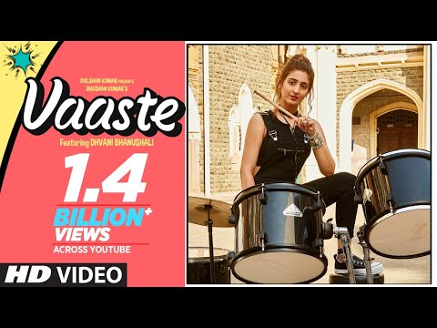 Download Vaaste Song: Dhvani Bhanushali, Tanishk Bagchi | Nikhil D | Bhushan Kumar | Radhika Rao, Vinay Sapru HD Mp4 3GP Video and MP3