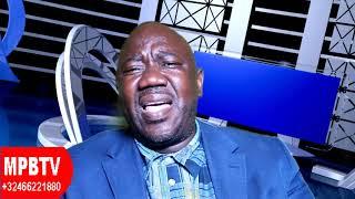 MPBTV Actua.Compliquée 12-09-Les opposants à BXL-La Solution Mosengwo pour BOUTER Kabila dehors