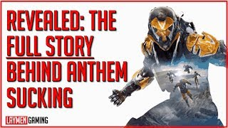 Anthem's Development Problems Revealed- It's Worse Than We Thought