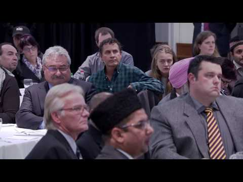 Inaugural Reception of Baitul Amaan Mosque - Lloydminster, Canada