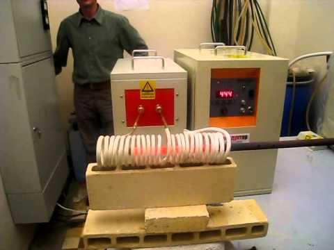 Индукционный нагреватель СЧВ-25АВ