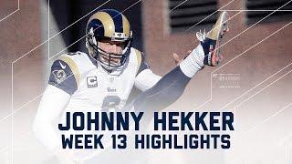 Johnny Hekker