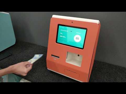 Bitcoin ATM Lamassu video