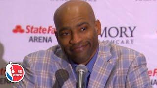 Vince Carter remembers Kobe Bryant | NBA Sound