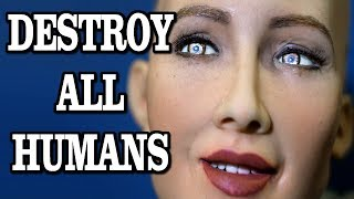 Top 10 Scary Signs Robots Will Take Over The World