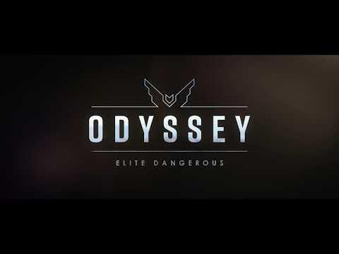 Elite Dangerous : Sortie de l'extension Odyssey