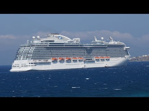 Mediterranean Cruise aboard Royal Princess