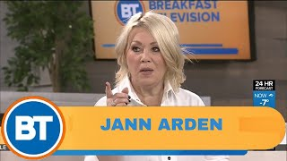 Jann Arden On Her New Album 'These Are The Days'