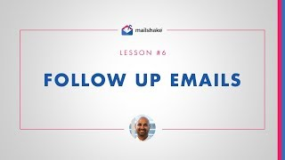 How to Write Follow Up Emails
