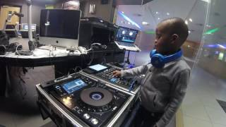 DJ ARCH JNR Live on Metro fm – Youth Day Mix 2017 (5yrs Old) Worlds Youngest DJ