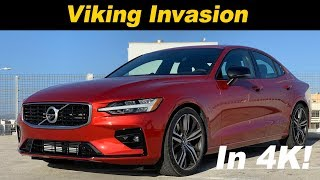 2019 Volvo S60 First Drive - A Hot Swedish-American Meatball