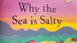 WHY the SEA is SALTY???? | usborne | kinder stories
