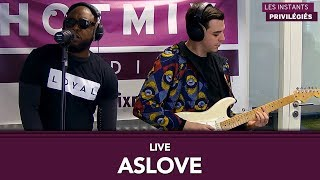 Aslove   Dancing   Live Hotmixradio