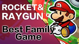 Best Family Game 2016 - Rocket & Raygun - Electric Playground