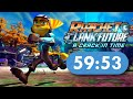 world Record Ratchet amp Clank Future: A In Time Any In