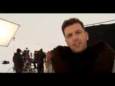 Westlife - exclusive behind-the-scenes footage what about now Part 1 out of 2