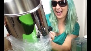 "THE BEST ""MAKE WATER PURE"" WATER DISTILLER REVIEW/UNBOXING (silver model)"