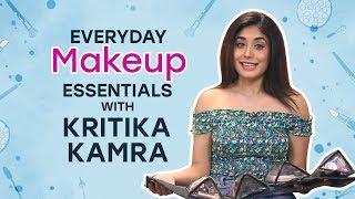 Kritika Kamra: What's in my makeup bag   Pinkvilla   Fashion