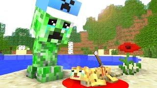 Creeper Life 2   Craftronix Minecraft Animation