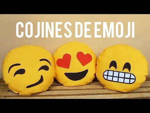 HAZ COJINES DE EMOJIS! ♥ | Danielalala