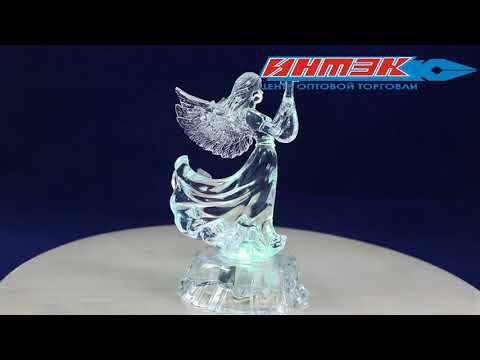 """Статуэтка со световыми эффектами """"Ангел"""" Арт.AXF061411"""
