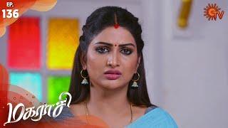 Magarasi - Episode 136 | 2nd April 2020 | Sun TV Serial | Tamil Serial