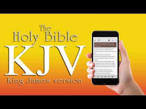 King James Bible - Holy Bible KJV, Audio Bible, Free, English Offline
