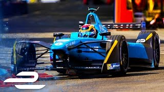 Julius Baer Pole Position Lap - 2017 Qatar Airways Paris ePrix - Formula E