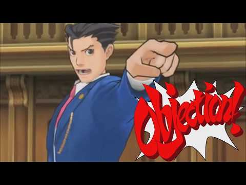 Objection! (Phoenix Wrigth Ace Attorney)