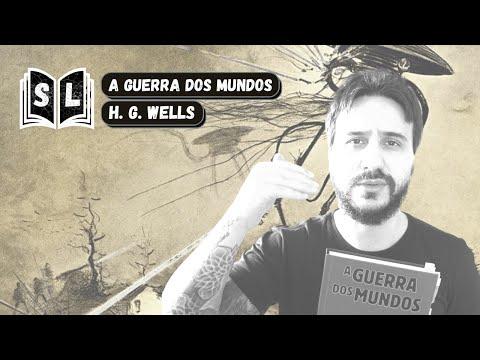 A Guerra dos Mundos, de H. G. Wells - resenha