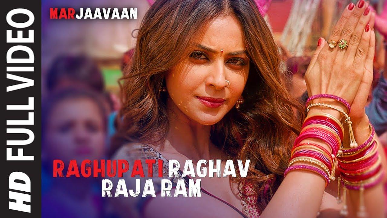Raghupati Raghav Raja Ram Hindi lyrics