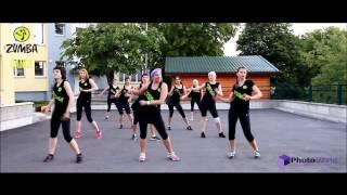 Zumba Dance, Rēzekne - Latvija. Зумба, Резекне - Латвия #1.