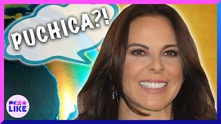 Kate Del Castillo Guesses Latin American Slang