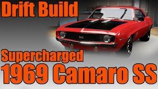 Forza Horizon 2   Drift Build   900 HP Supercharged 1969 Camaro SS